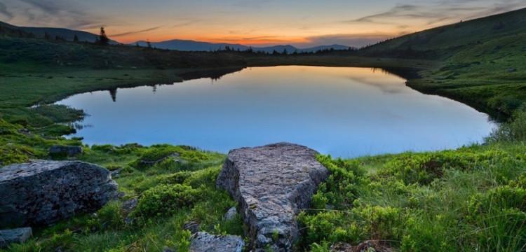 Озера в Карпатах - легенды и красота природы