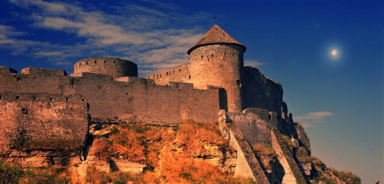 Крепость Белгород-Днестровского - ожившие страницы истории