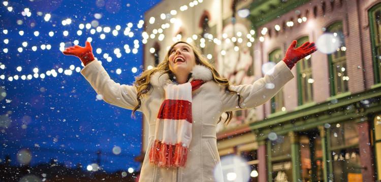 Куди поїхати взимку в Україні? До Львова!