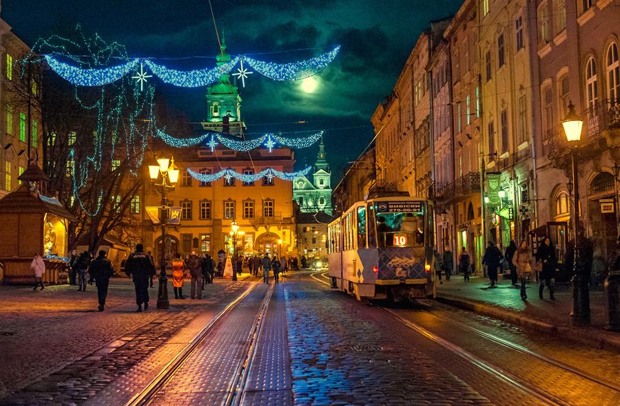 Когда и где арендовать квартиру во Львове на новогодние праздники?