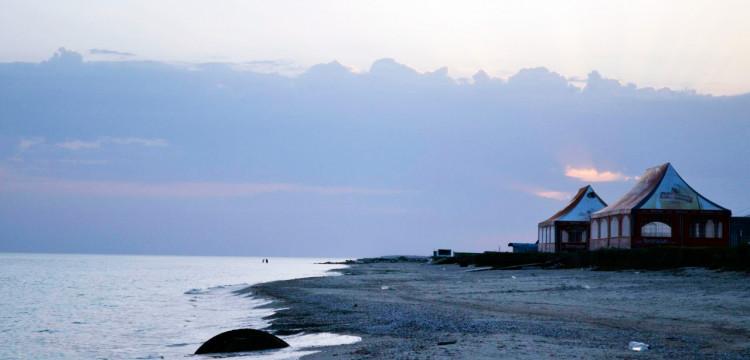 Приморське - бюджетний курорт з приголомшливими пляжами