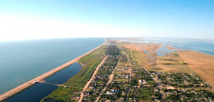 Отдых в Счастливцево на Азовском море